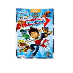 🔥(4pk) Paw Patrol - Grab and Go Play Pack